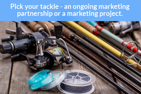 Brand Tackle, Houston Marketing Firm Capabilities